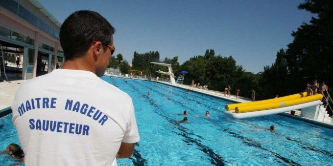 Maitre nageur sauveteur