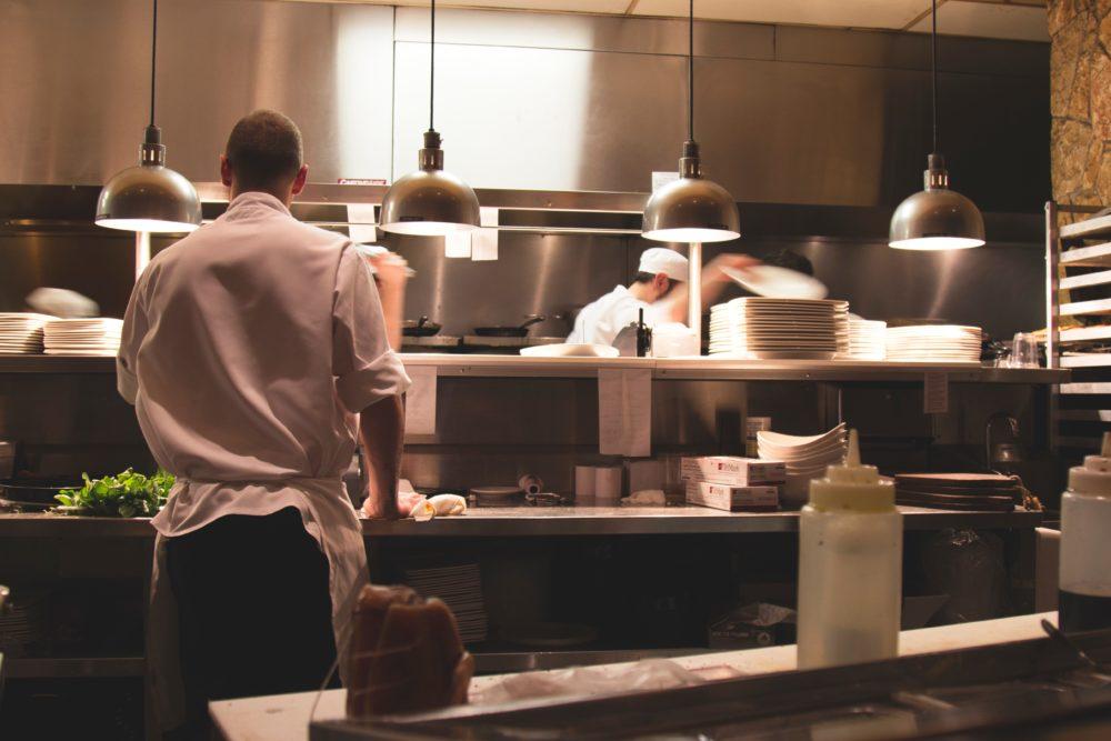 Cuisinier / Cuisinière
